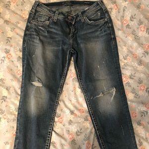 Silver Jeans - Boyfriend